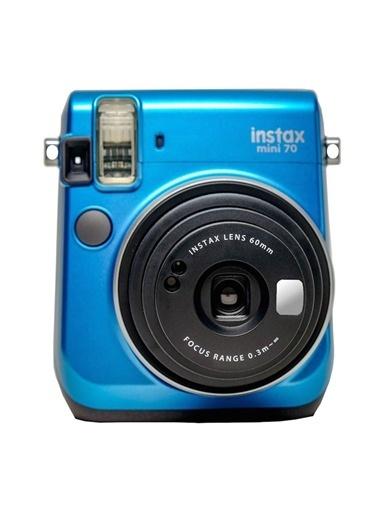 Fujifilm Instax Mini 70 Fotoğraf Makinesi Mavi